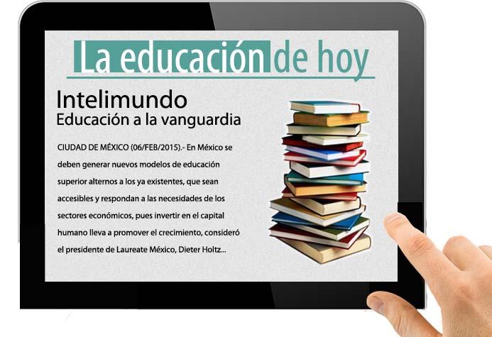 Noticias sobre Educación
